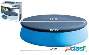 Intex Cobertor para piscina 244 cm
