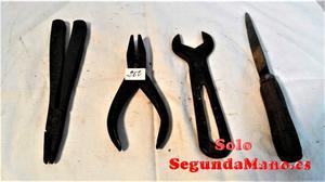 Juego de 4 herramientas de Maestro Armero ((262a)