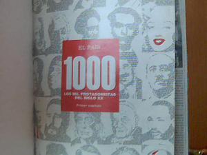 """Libro """"Los 100 Protagonistas del Siglo XX"""" - Madrid"""