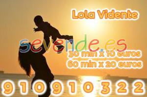 Lola Vidente 30min 10euros