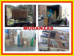 MUDANZAS GRANDES Y PEQUEÑA - Madrid
