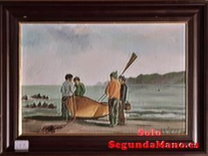 Marina de la Playa de San Juan de Nieva (Aviles) (49b)