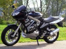 Moto Racing Bike 125 cc. con motor Yamaha - Sevilla