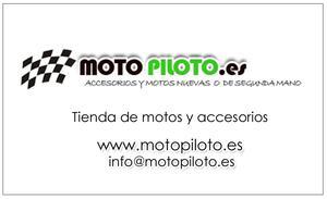 Motopiloto.es - Motos y Accesorios NOVEDADES a precio de
