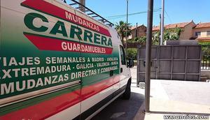 Mudanzas y traslados de Barcelona a Andalucia  -