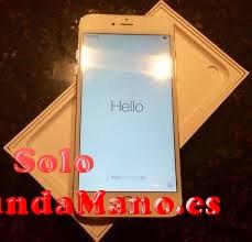 NUEVO APPLE IPHONE 64GB 6 PLUS * * * ABIERTO DE ORO