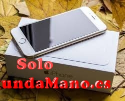 NUEVO desbloqueado Apple iPhone 6plus 64gb BLANCO.