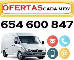 PORTES URGENTES 30EU )MUDANZAS MADRID - Madrid