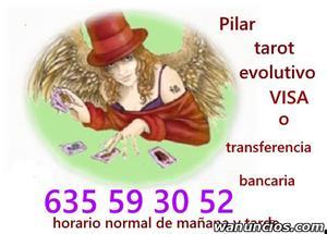 Pilar tarot evolutivo  visa o presencial en