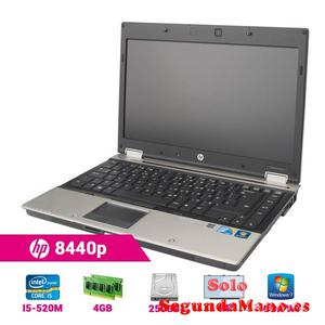 Portatil HP p IM / 4GB / 250GB / 14'' / COA W7