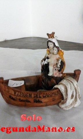 Procesion en Barca de la Virgen del Carmen (147a)