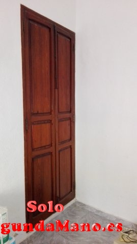 Puertas Armario de mobila vieja