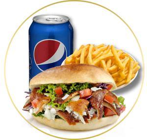 Restaurant Kebab Pack dispone para ti los mejores combos -