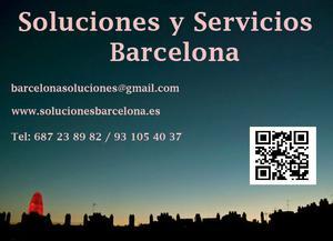 SOLUCIONES Y SERVICIOS BARCELONA - Barcelona