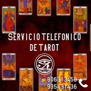 Servicio Tarot Horus telefonico españa - Madrid