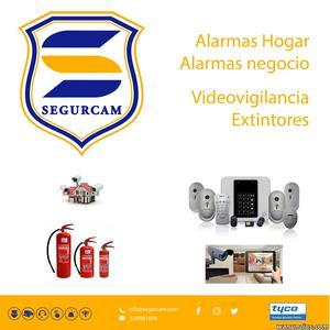 Sistemas de vídeo vigilancia - Cáceres