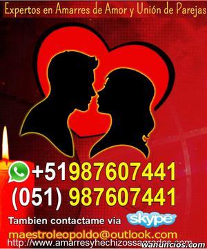 Soluciono Problemas de amor, Amarres - Barcelona