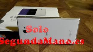 Sony xperia M2 blanco de Orange