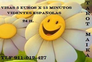TAROT MAIKA 5 EUROS X 15 MINUTOS BARATO 24 HORAS - A Coruña