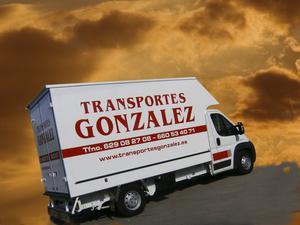 TRANSPORTES A. GONZÁLEZ - Madrid