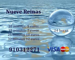 Tarot Nueve Reinas VISA  - Madrid