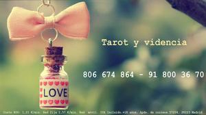 Tarot horóscopo y amor - Madrid