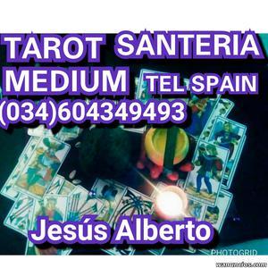 Tarot médium santería 24 horas - Barcelona
