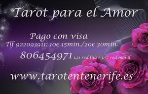 Tarot para el Amor - Tenerife