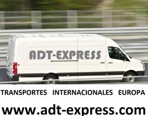 Traslado, mudanza internacional francia - Madrid