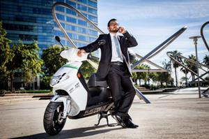 Tu moto eléctrica por solo 149 euros al mes - Barcelona