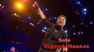 Vendo bic y regalo 2 entradas Bruce Springsteen Madrid