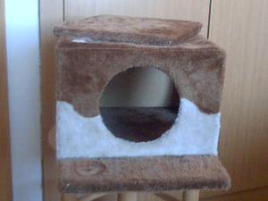Vendo caseta de dormir para crías de animales -