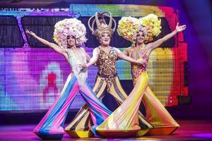 Vendo entradas para el musical de Priscilla - Madrid