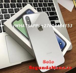 Venta Apple iPhone X 64GB costo 470 EUR