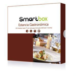 Viaje Smartbox Estancia Gastronomica 2 noches para 2 -