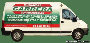 mudanzas baratas en Barcelona y toda España. - Barcelona