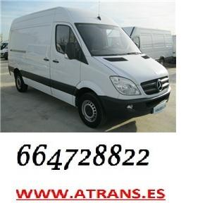 mudanzas furgonetas, furgonetas mudanza - Tarragona