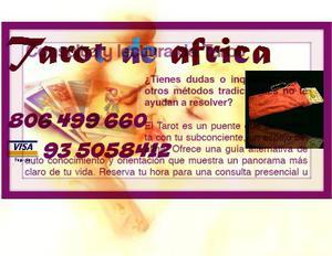 tarot de africa - Barcelona
