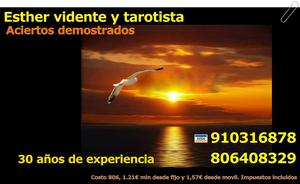 tarotista experta en amor - Madrid