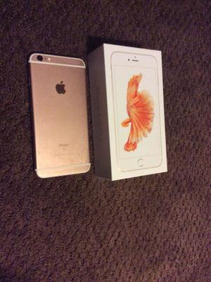 Apple iPhone 6S Plus- 128gb-Rose Gold