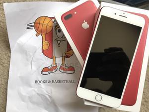 Apple iPhone 7 Plus (PRODUCT) ROJO 256 GB