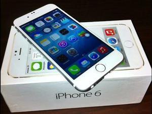 Apple iphone 6 plus, libre,garantia y factura *