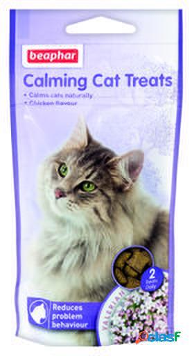 Beaphar Calming Bits Snacks para Gatos 35 GR