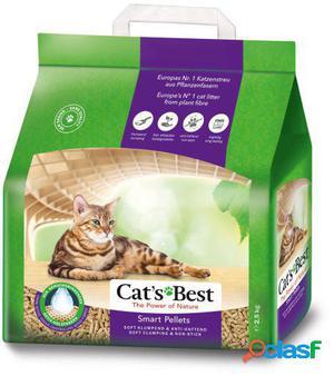 Cat's Best Arena para Gatos Nature Gold 2.5 L