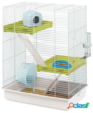 Ferplast Jaula Roedores Hamster Tris 46x29x58 cm