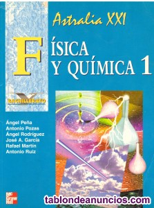Física y química 1º bachillerato - editorial mcgraw hill