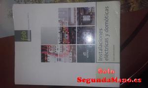 LIBROS PARA FORMACION PROFESIONAL ELECTRICIDAD Y ELECTRONICA