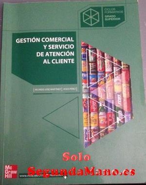 Libro Gestión Comercial y Servicio de Atención al Cliente