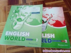 Libro de inglés 2° eso