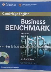 Libro de inglés (business benchmark)